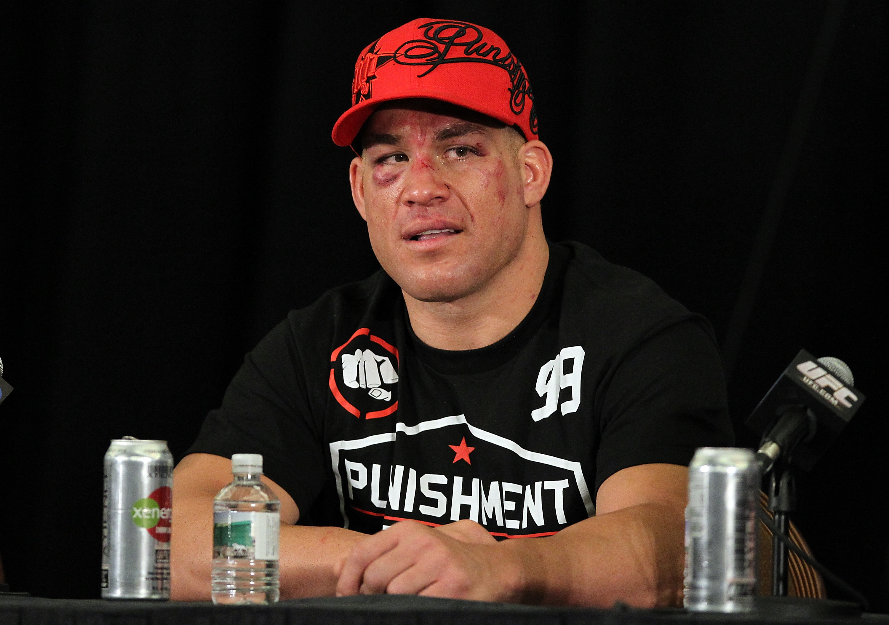 Despite losing seven of his final nine fights, you can't deny Tito Ortiz's impact in the UFC. (Getty Images)
