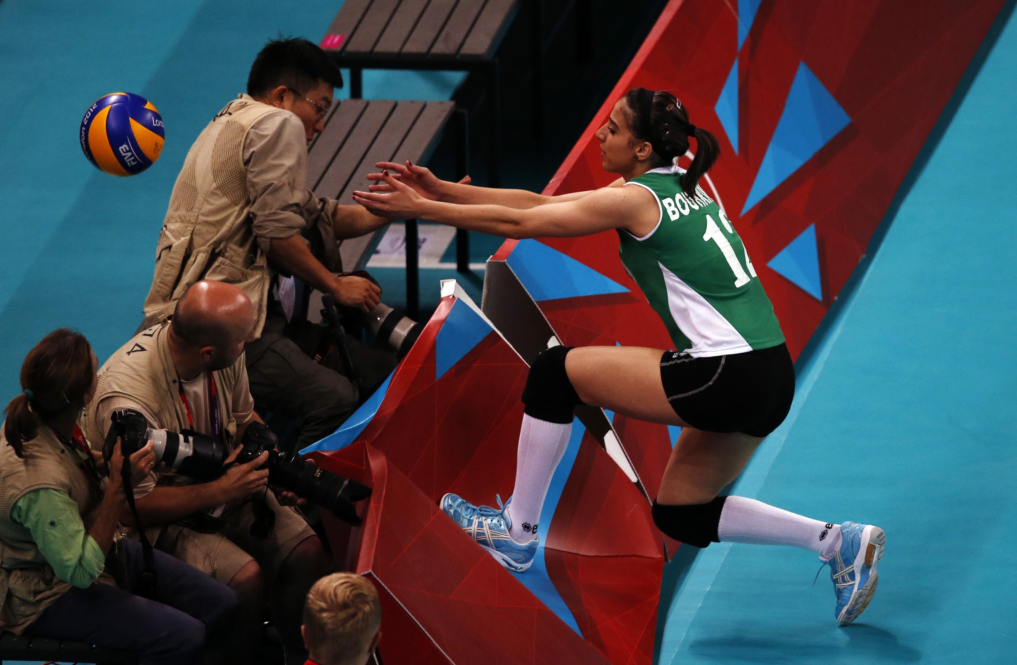 Oops Moments in Women's Sports