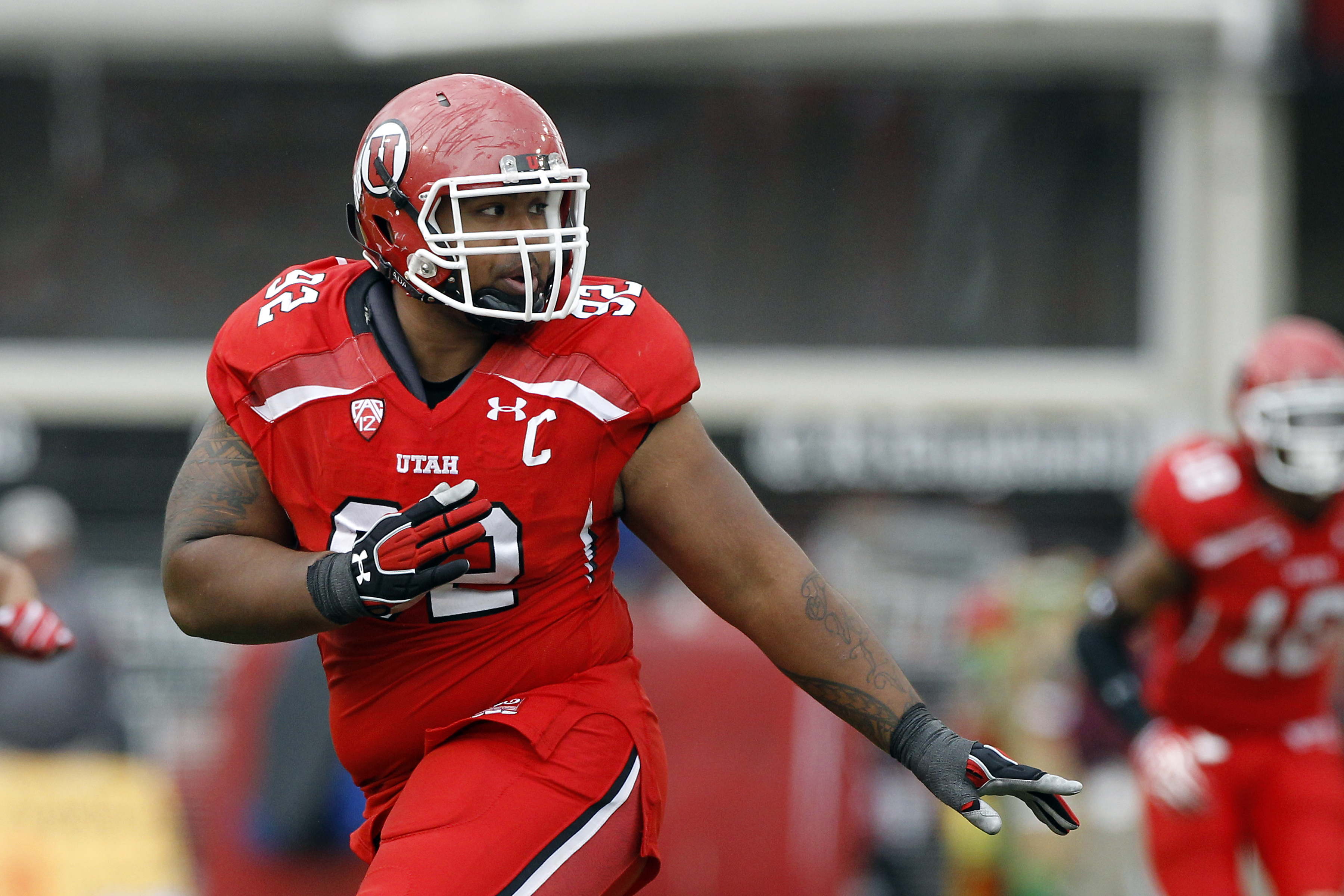 Star Lotulelei emerged as a star in 2011 and should be the nation's top tackle in 2012. (Univ. of Utah)