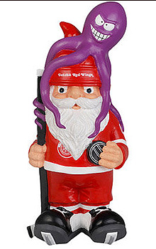 Detroit Red Wings gnome
