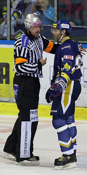 Jaromir Jagr owns and plays for HC Kladno, giving him a unique lockout perspective. (Josef Polacek/Rytiri Kladno)