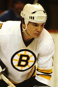 Boston Bruins' Stan Jonathan
