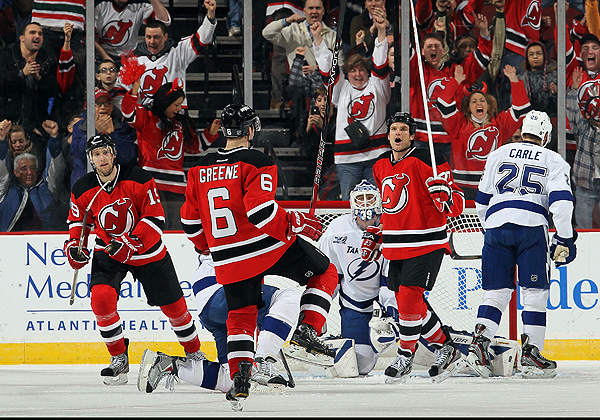 NHL's New Jersey Devils