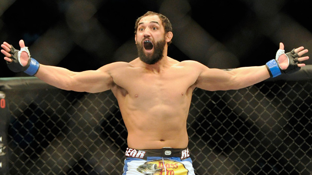 Will Johny Hendricks' striking or wrestling base prove too much for Georges St-Pierre? (Getty)