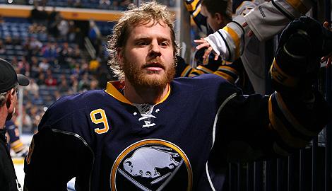 Buffalo Sabres' Steve Ott