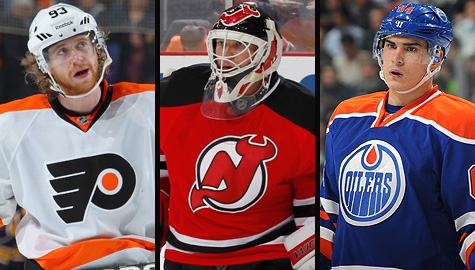 NHL's most disappointing teams: Philadelphia Flyers, New Jersey Devils and Edmonton Oilers