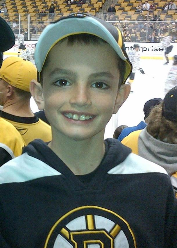 Martin Richard's family has asked for the jersey that Yandle wore in tribute to the 8-year-old bombing victim.