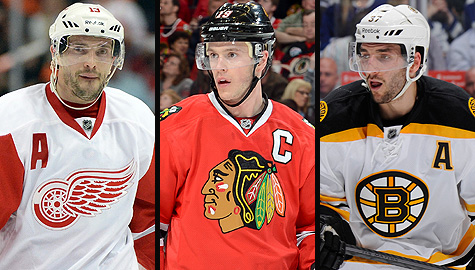 Selke Trophy finalists