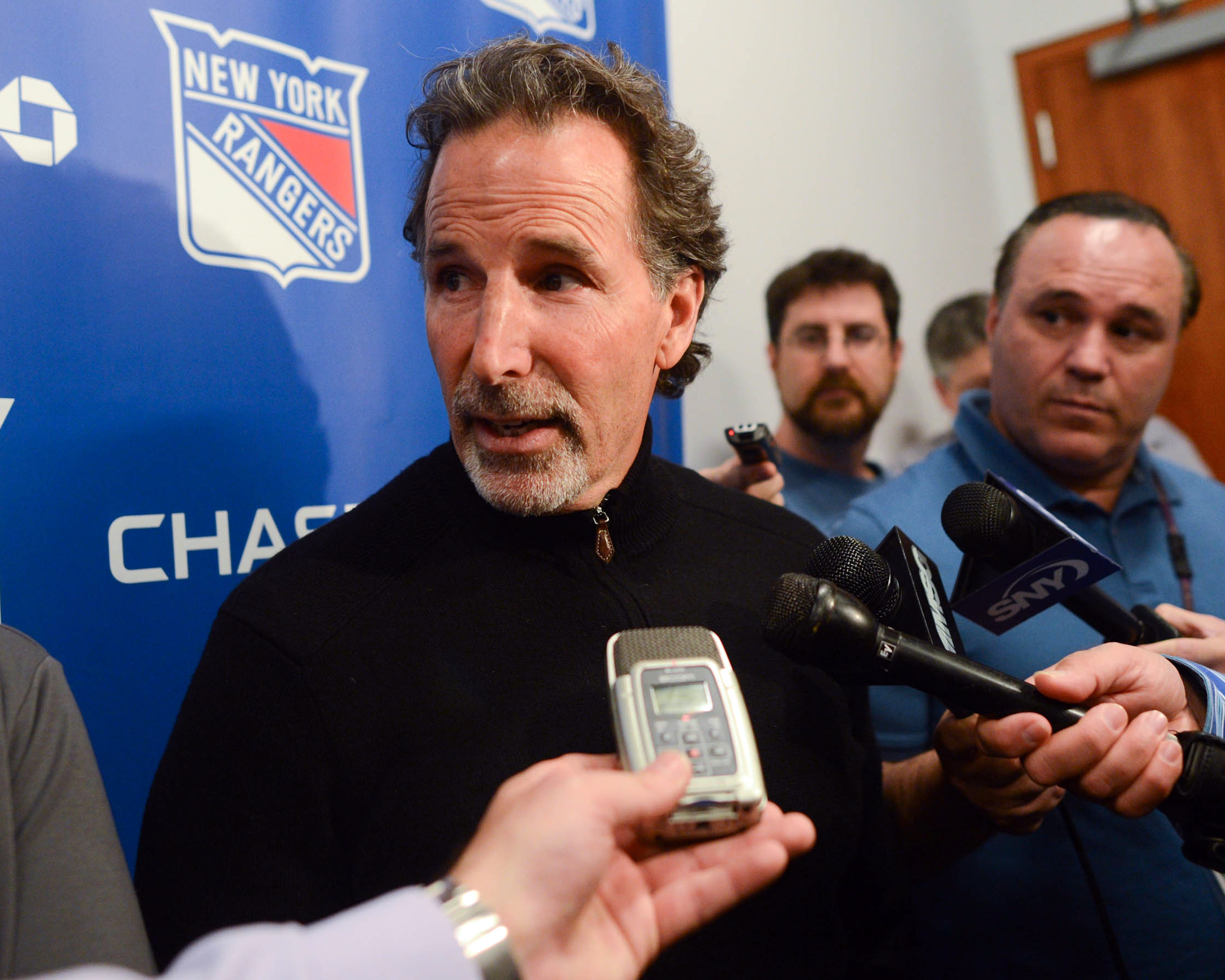 The Rangers took a step backwards this season, costing John Tortorella his job. (Getty)