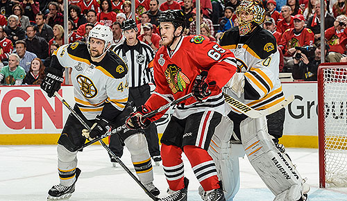 2013 Stanley Cup Final: Boston Bruins vs. Chicago Blackhawks