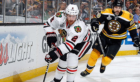 2013 Stanley Cup Final: Chicago Blackhawks vs. Boston Bruins