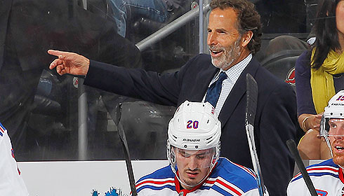NHL coach John Tortorella