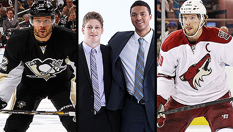 Summer of NHL: Free agency, entry draft and the future of the Phoenix Coyotes