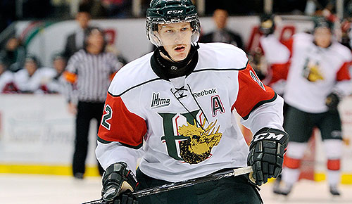 2013 NHL entry draft: Nathan MacKinnon