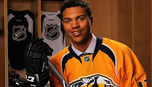 2013 NHL draft: Seth Jones