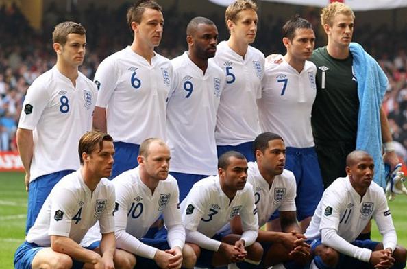 النهائية لمنتخب إنجلترا في يورو 2012