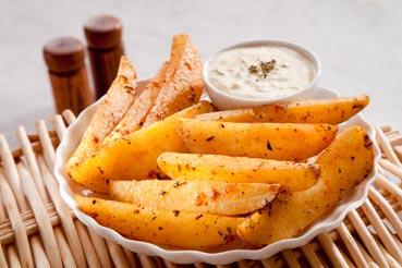 طريقة البطاطس بالاعشاب