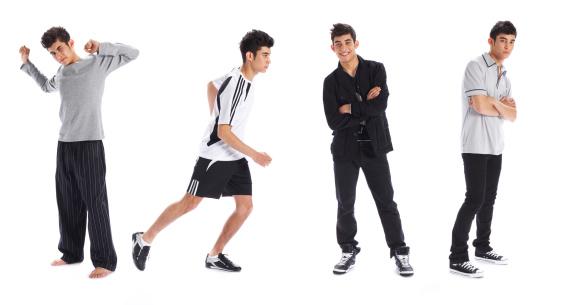 تختار الملابس لجسمك الرياضي؟