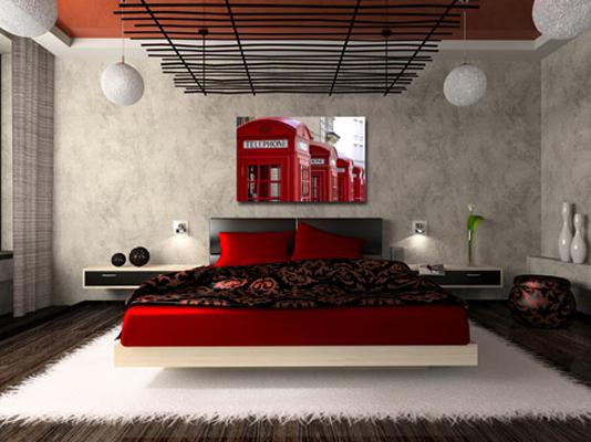 النوم الحمراء اتجاه جديد عالم