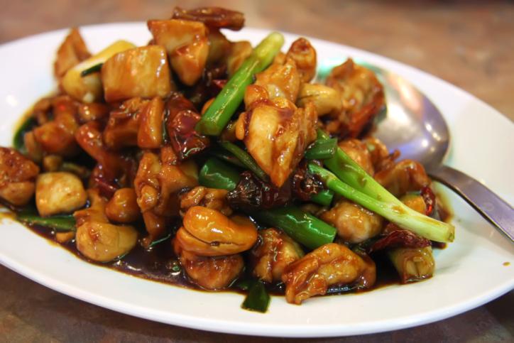 الدجاج الطريقة الصينية