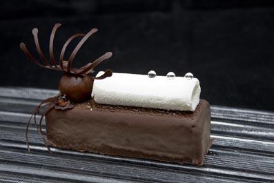 طريقة شوكولاتة توشار