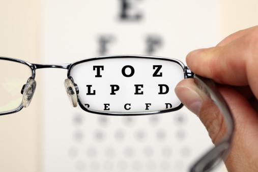 طريقة طبيعية لتحسين النظر