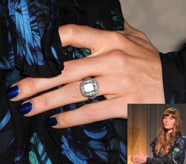 Jessica Biel reveals that fiance Justin Timberlake picked