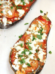 Roasted Eggplant Parm