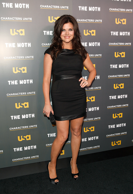 Photo: Tiffani Thiessen Stuns on the Red Carpet