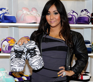 Snooki is expanding her slipper line (Getty Images)