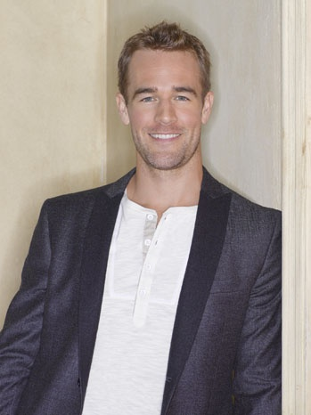 'Apt 23's' James Van Der Beek: You Can Only Make So Many on Dawson References