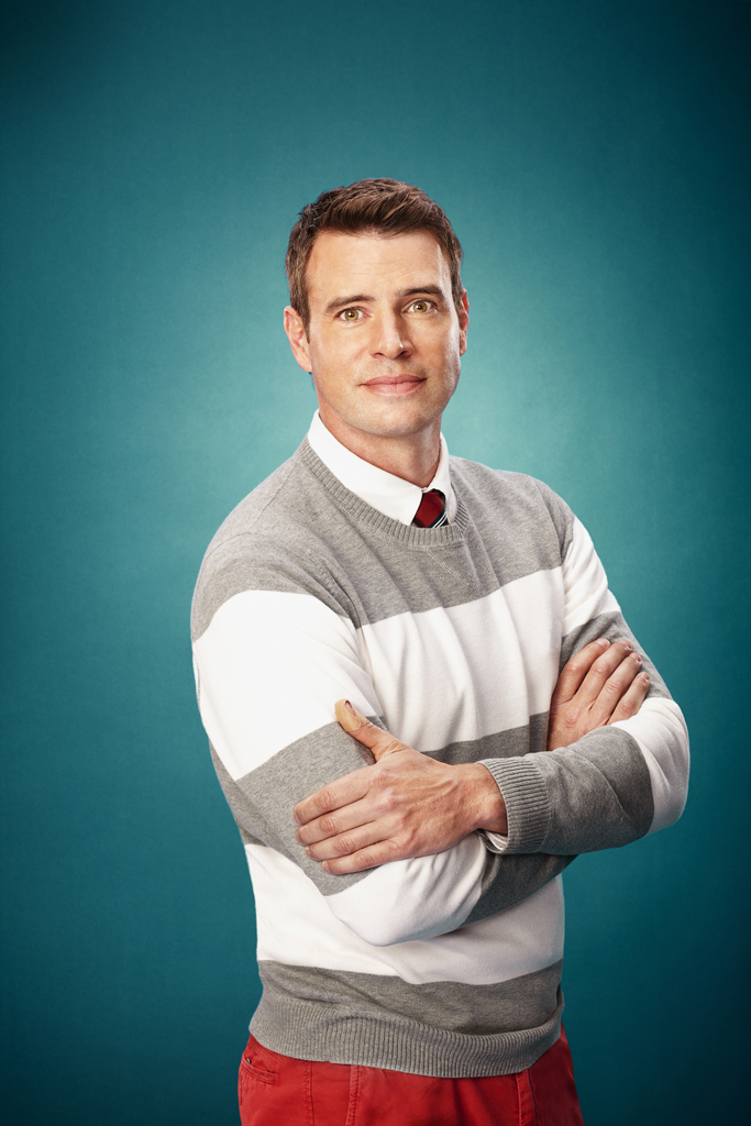 Scott Foley on 'The Goodwin Games': It's Got Heart