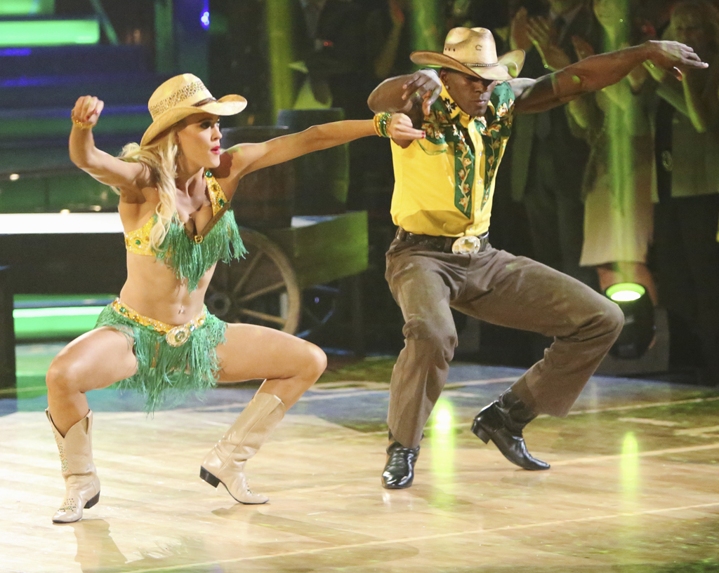 'Dancing With the Stars' Week 10 -- Top Five Dances