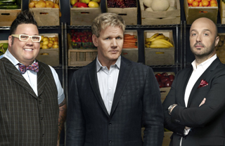 Exclusive: Gordon Ramsay and the 'MasterChef' judges dish with Yahoo! TV