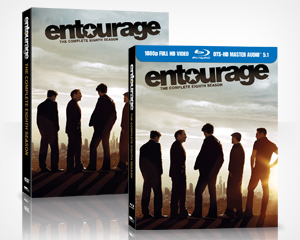Win 'Entourage' Season 8 on Blu-ray and DVD from Yahoo! TV