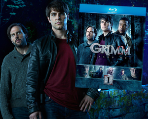Win 'Grimm' Season 1 on Blu-ray from Yahoo! TV