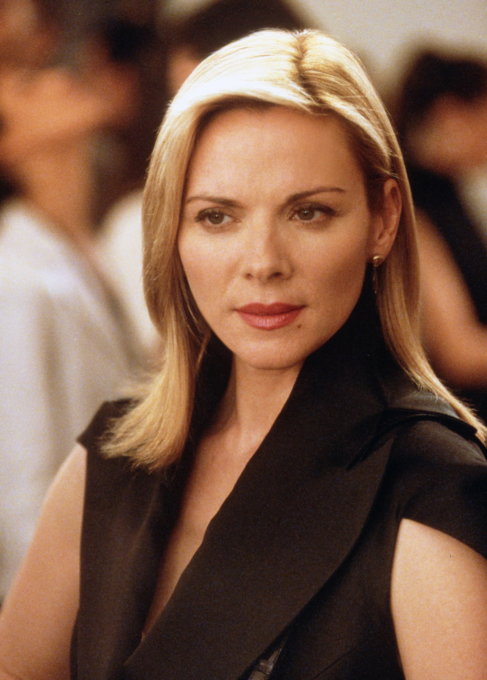 "Kim Cattrall as Samantha Jones in ""Sex And The City"""