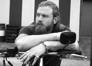 Ryan Hurst as Harry 'Opie' Winston (James Minchin III/FX)