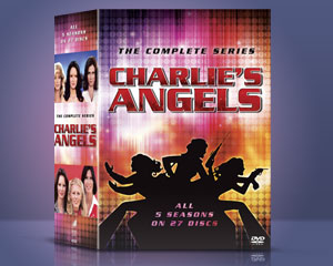 Win 'Charlie's Angels: The Complete Series' on DVD from Yahoo! TV
