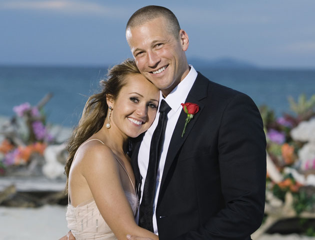Bachelorette's Ashley Hebert Weds J.P. Rosenbaum