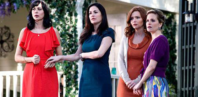 Win 'Army Wives' Season 6 on DVD from Yahoo! TV