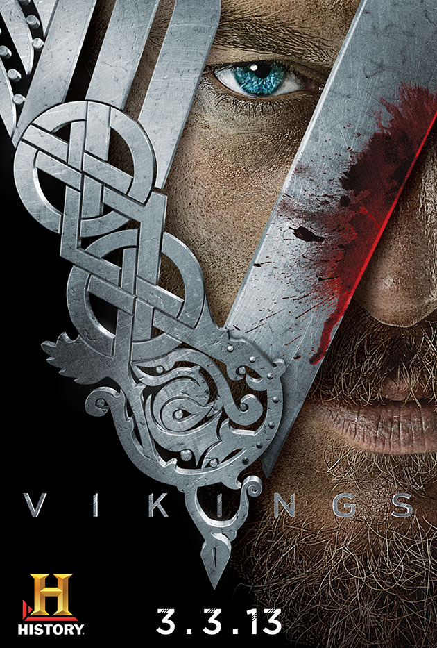 See the poster art for History Channel's 'Vikings'