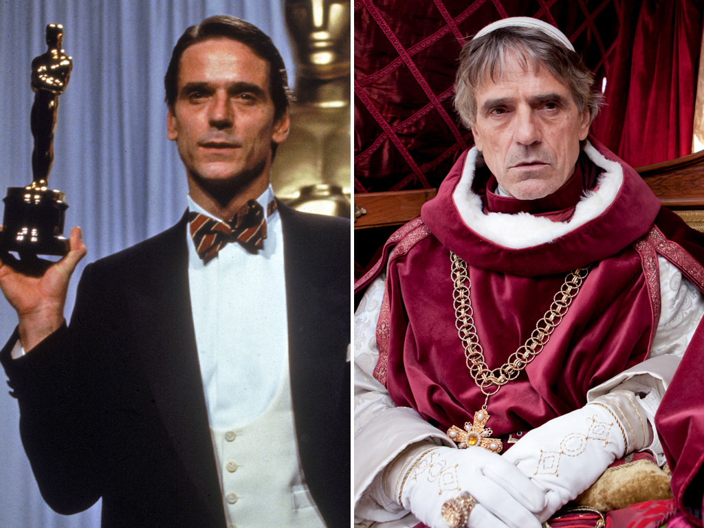 After 'The Borgias': 4 Historical Figures Jeremy Irons Should Play Next