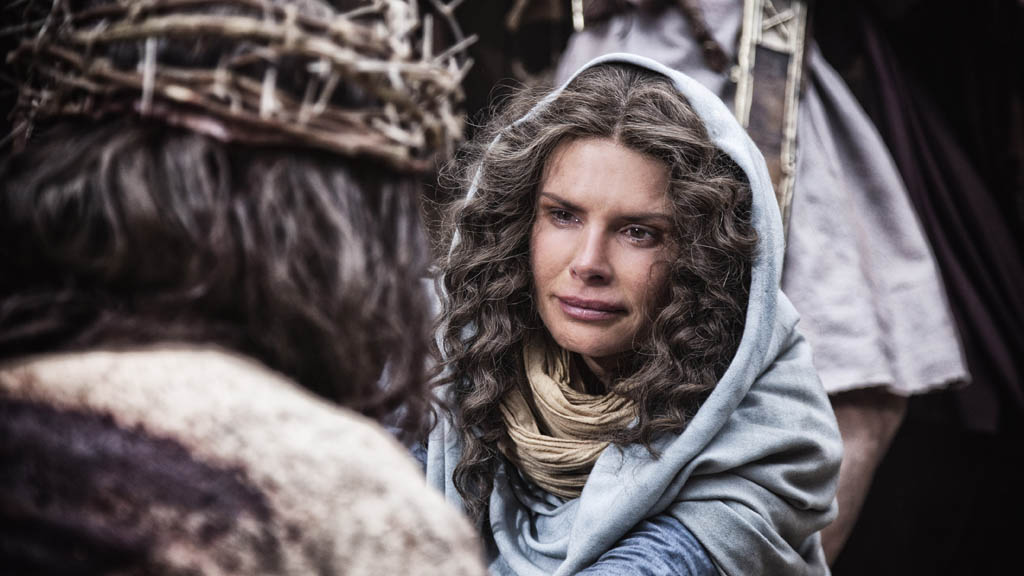 Roma Downey as Mother Mary