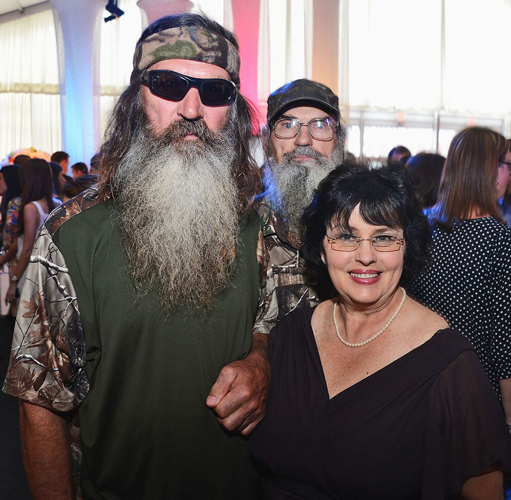 Duck Dynasty Silas Robertson Wife