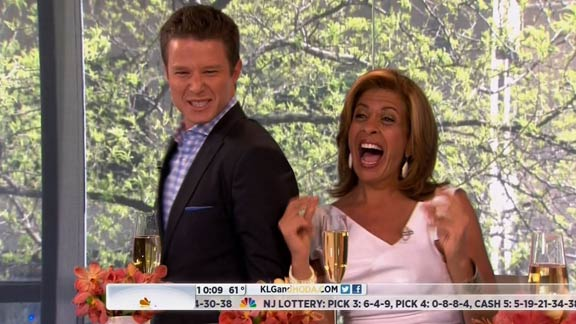 Billy Bush Answers Matt Lauer's Dance Dare