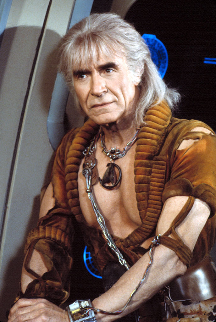 "Ricardo Montalban in ""Star Trek II: Wrath of Kahn"" (1982)"