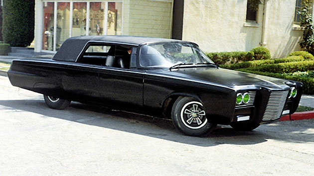 'The Green Hornet's' '66 Chrysler Crown Imperial