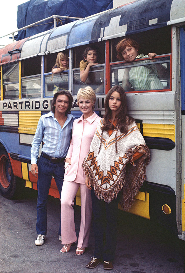 'The Partridge Family's' '57 Chevy bus
