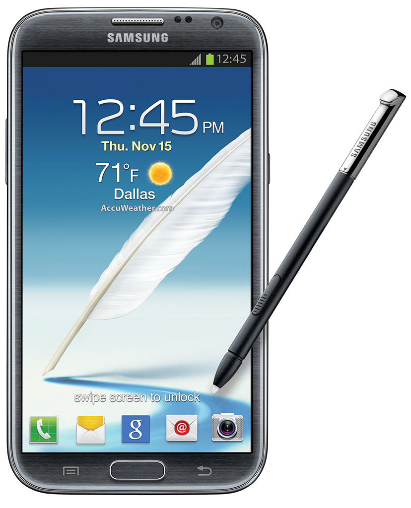 Win a Samsung Galaxy Note II for Father's Day From Yahoo! TV